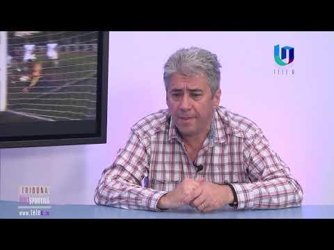 TeleU: Sebastian Novovic la Tribuna polisportivă