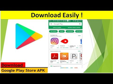 How To Download & Install Google Play Store APK Free In Android Phone