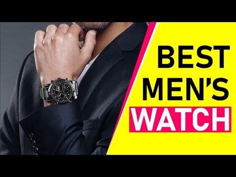 Best Men's Watch Online: Top Wrist Watches For Men(Best Men's Watches Under 100)