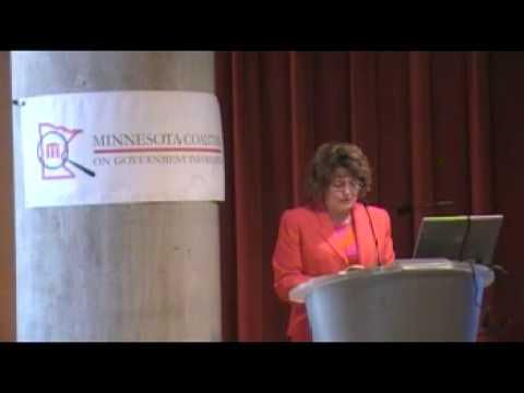 2013 John R. Finnegan Freedom of Information Award