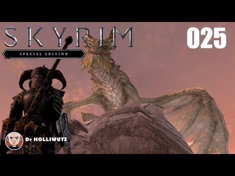 Skyrim #025 - Alduins Fluch [XBO] Let's Play Skyrim Special Edition