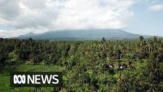 Video Inside the Mt Agung volcano exclusion zone download MP3, 3GP, MP4, WEBM, AVI, FLV Oktober 2017