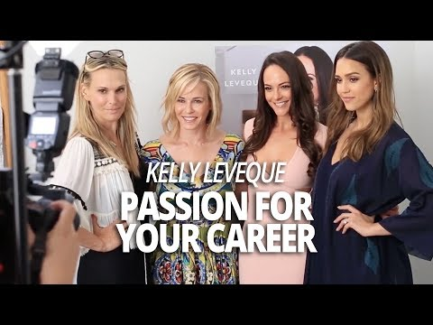Celebrity Nutritionist Kelly LeVeque: Passion for Your Career