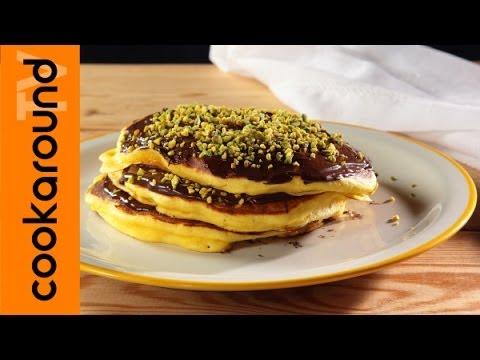 pancakes-/-come-preparare-le-frittelle-americane