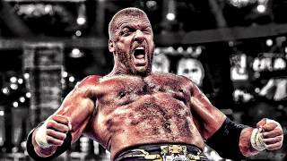 WWE - Triple H (HHH) Theme song 2013