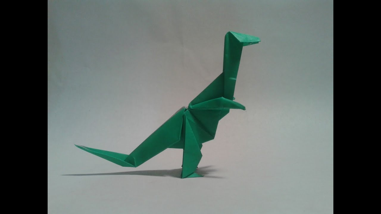 How To Make A Triceratops Out Of Paper