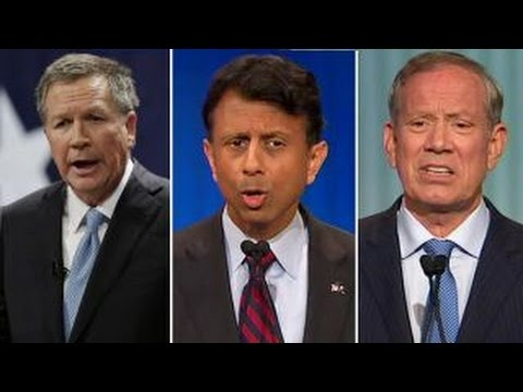 Was Gov. Kasich wrong to take federal funds from ObamaCare? | Fox News Republican Debate