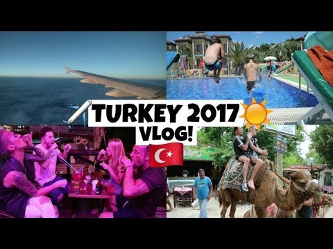 Hisaronu/Oludeniz Turkey 2017 VLOG || TripleFix