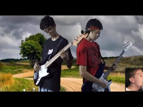 """Batteries Not included """"Tell Me How It Ends"""" RealJams Official Music Video 2013"""
