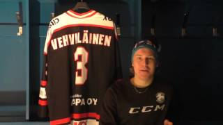 Vierumäki United: Hyeenakalenteri - 25. Luukku - Otto Vehviläinen