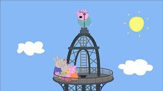 We Love Peppa Pig  Peppa Goes to Paris #33