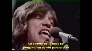 Brown sugar - Rolling Stones live (subtitulada)