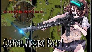 KKND 2 Krossfire - Custom Mission Map Pack 1