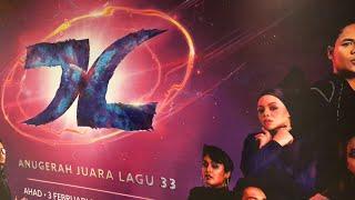 [LIVE] Karpet Merah Anugerah Juara Lagu #AJL33