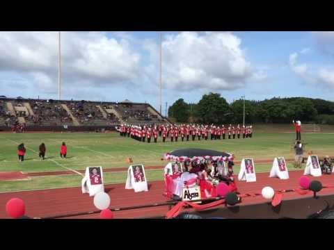 Kauai High School - 2016 Home Coming Part 1