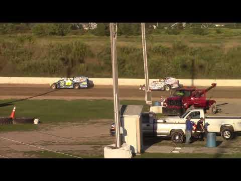 Genesee Speedway Sportsman Heats 8-31-19