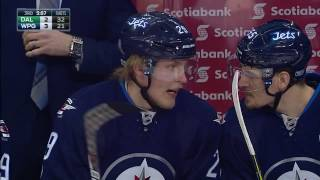 Laine uses silky smooth hands to snipe a beauty on Niemi