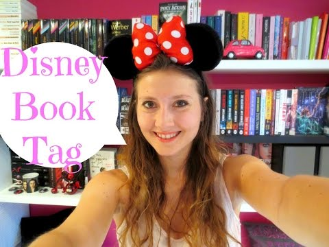Disney Book Tag | Marine's books