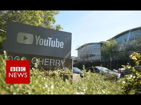 YouTube incident: 'Active shooter' at HQ in northern California - BBC News