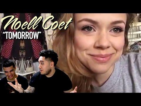 Noell Coet Singing Tomorrow REACTION!!!