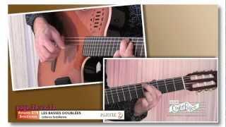 Bossa Nova guitare rythmique N°1