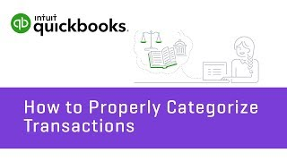 How to Categorize Transactions Types of Accounts & Fixing Errors QuickBooks Online Tutorial 2018