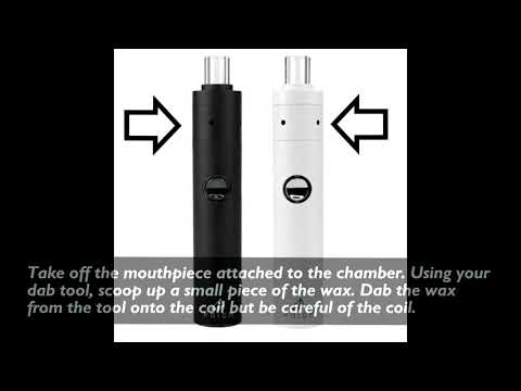 How To Use a Dab Pen (Wax Vaporizer): Tutorial | King Pen Vapes