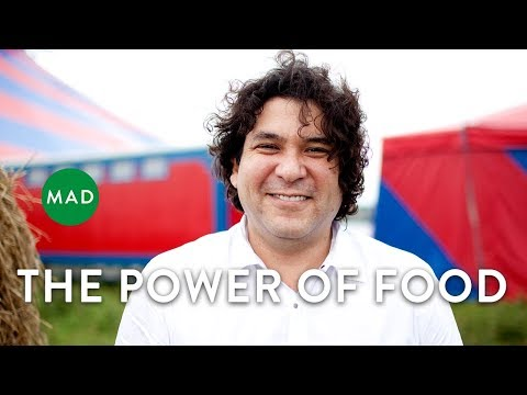Gaston Acurio at MAD1: The Power of Food