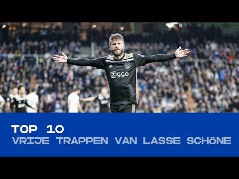 TOP 10 | De mooiste vrije trappen van Lasse Schöne