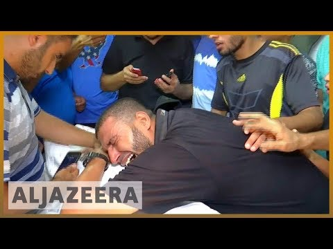 🇵🇸 Gaza protest: Funerals held for 7 Palestinians killed by Israel army | Al Jazeera English