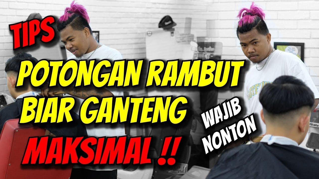 Cara Menentukan GAYA RAMBUT Yang Cocok!! - YouTube