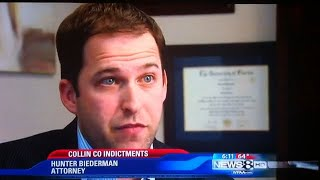 Law Offices of Biederman & Burleson P.L.L.C. Video - Criminal Defense Attorney Serving Frisco  District Attorney Knowingly Uses False Evidence