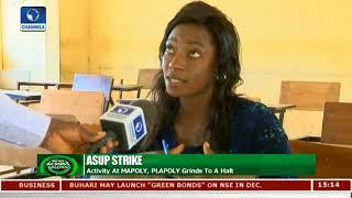 ASUP Strike Lecturers Begin Nationwide Strike |News Across Nigeria|