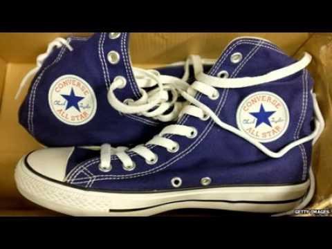 Converse sues firms over trademark shoe