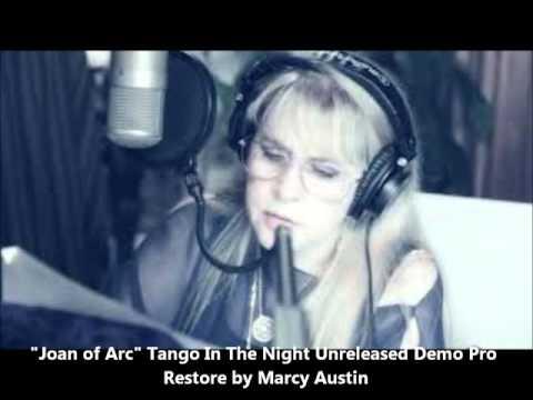 Stevie Nicks-Joan of Arc-Reel Tape Restoration