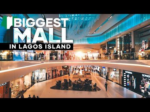 Top 5 Biggest Malls in Lagos Island Nigeria
