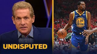 Download Skip Bayless still believes Kevin Durant will not re-sign with the Warriors | NBA | UNDISPUTED Mp3 and Videos