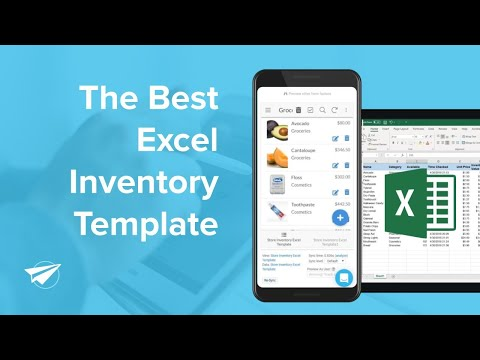 The Best Excel Inventory Template [2019]