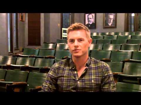 Rick Cosnett Teases The Vampire Diaries Season 5