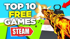 TOP 10 Free PC Games 2020 (STEAM) (NEW)