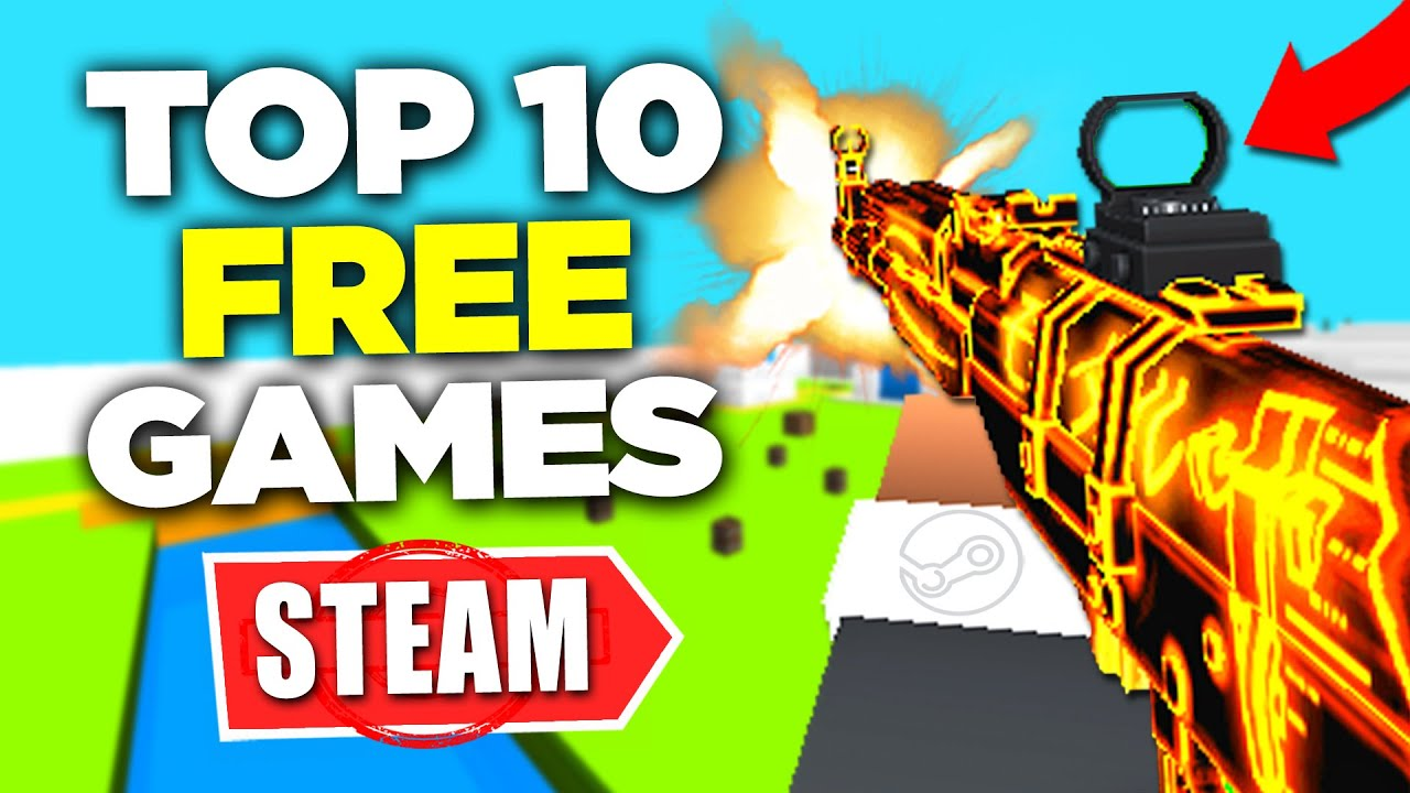 best new free games on steam