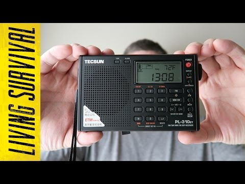 Tecsun PL-310ET Shortwave Radio Review