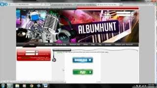 Download How/Where To Download Music For Free
