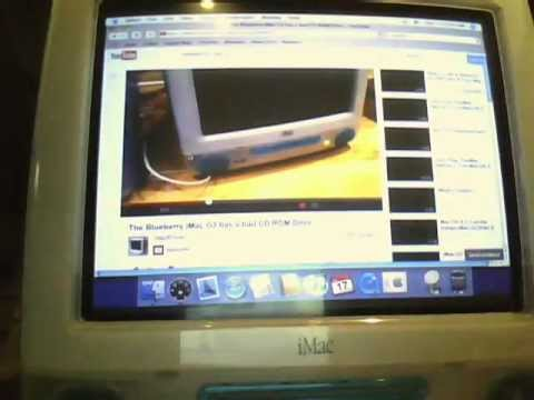 Apple Macintosh Imac G3 Powerpc Running Ubuntu Linux 5 1