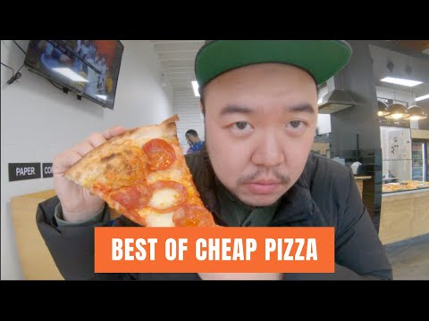 Best Of Cheap Pizza In Vancouver