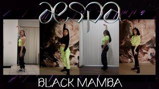 Download [KPOP IN QUARANTINE] aespa(에스파) - Black Mamba Dance Cover by EKHO Dance