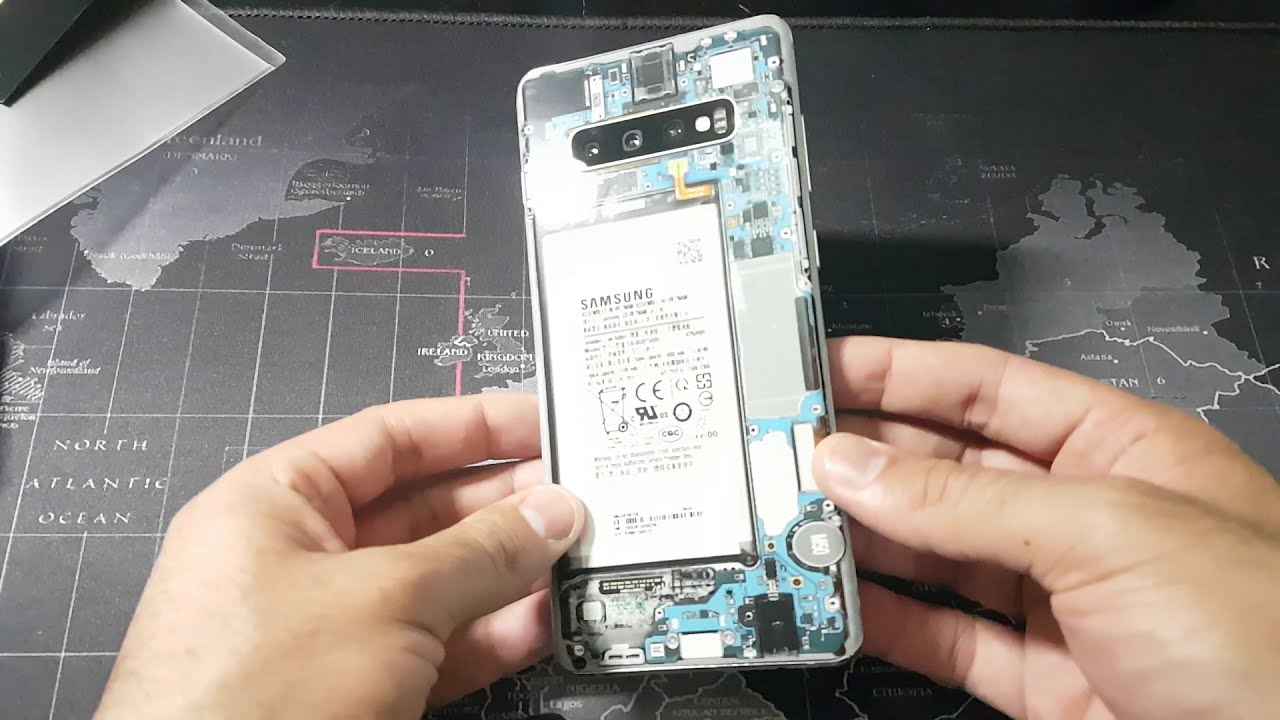 Dbrand teardown skin unboxing and review