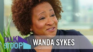 Wanda Sykes on Menopause, Politics and Roseanne | Talk Stoop