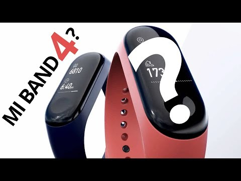 Mi Band 4: Release date, price and new features!