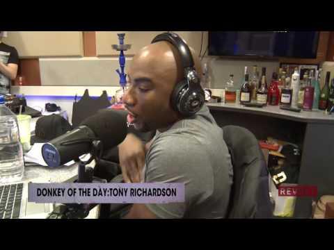 Tony Richardson | Donkey Of The Day